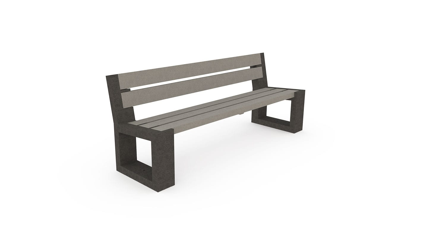Banc Réf Matrix005 Plas Eco