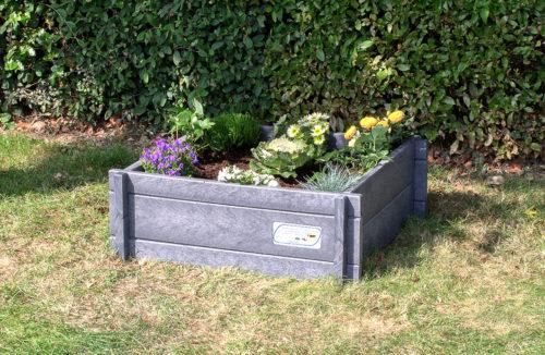 Jardinet carré - Ubicuity